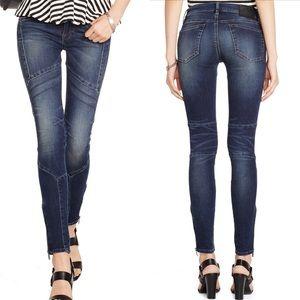Polo Ralph Lauren Stretch Skinny Moto Jean